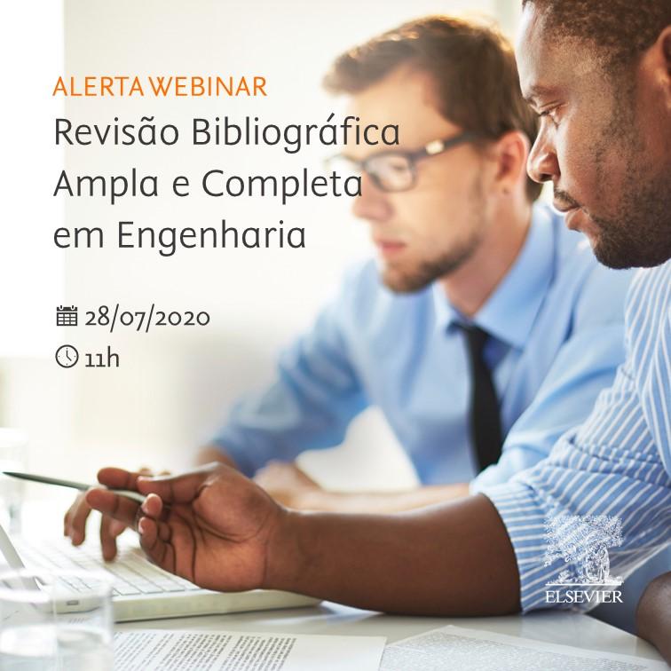 Revisao Bibliografica ampla e completa em Engenharia